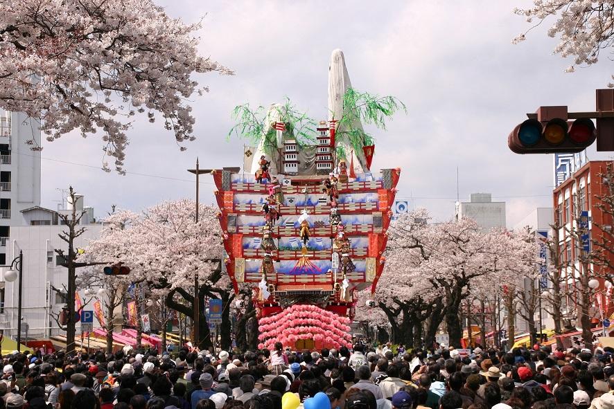16 茨城県日立市「かみね公園・平和通り」