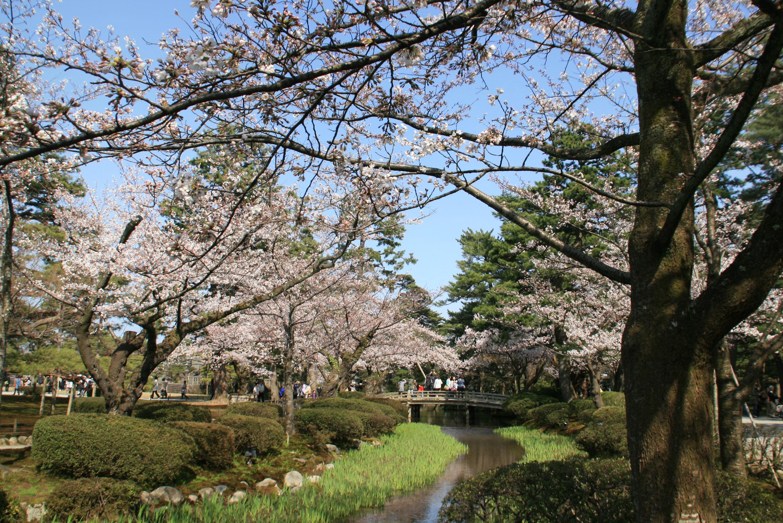 41 石川県金沢市「兼六園」