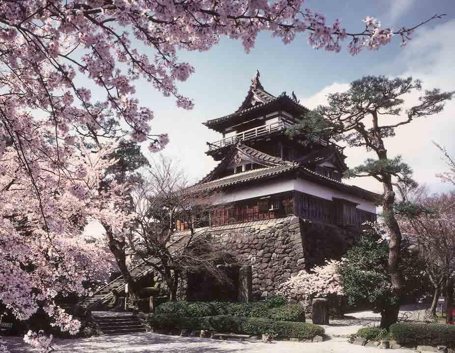43-福井県坂井市「霞ケ城公園」