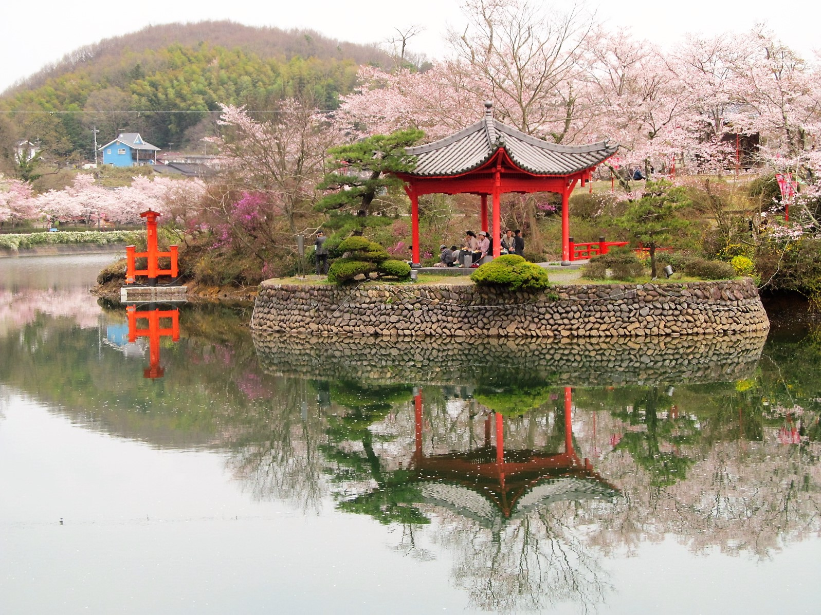 83 広島県庄原市「上野公園」